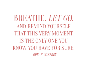 Breathe Monday Mantra